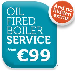 oil boiler service offer