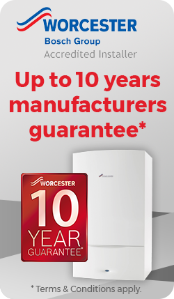 10 year bosch boiler guarantee