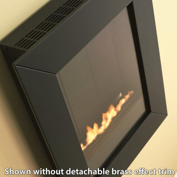 Best Flueless Gas Fire Eko 5030 | 100% Efficient | Free ...