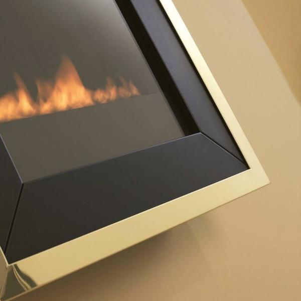 best flueless gas fire eko 5030 100 efficient free. Black Bedroom Furniture Sets. Home Design Ideas