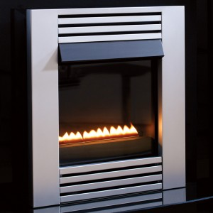 Ekofire 5530 flueless inset gas fire